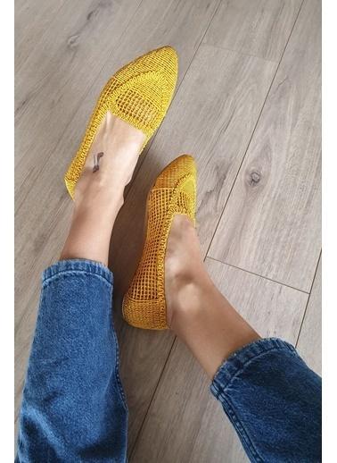 Topukla Babet Sarı